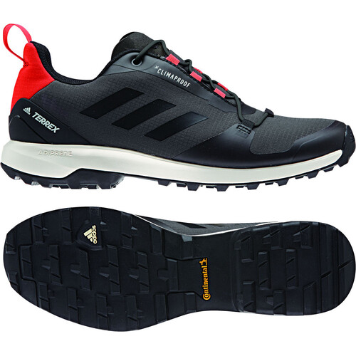 Magasin D'usine adidas TERREX Fastshell - Chaussures Homme - rouge En France Pas Cher Grand Escompte vcmD3YIHt